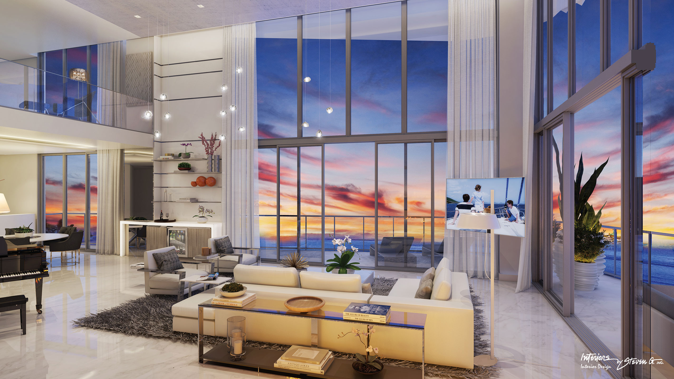 Sabbia-Beach-Penthouse-Living-Room