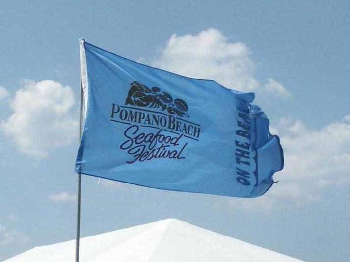 pompano-beach-seafood-fest-flag